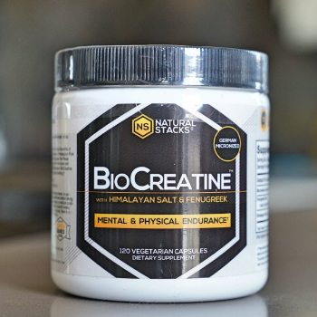Hockey Creatine Supplement