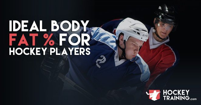 body fat percentage hockey