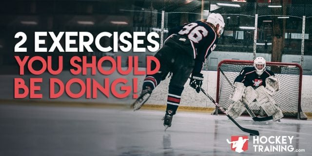 2 Exercises For Hockey Players