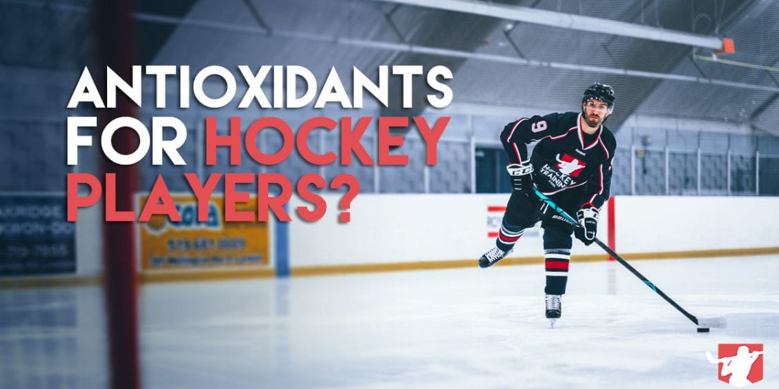 hockey antioxidants