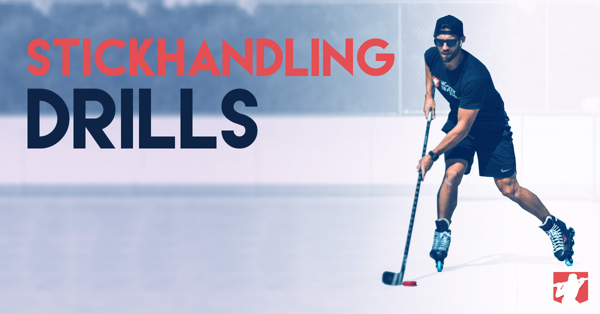 stickhandling drills for hockey