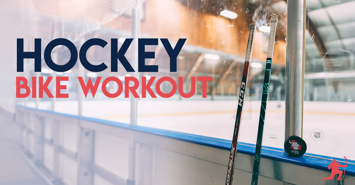 Hockey Bike Workout