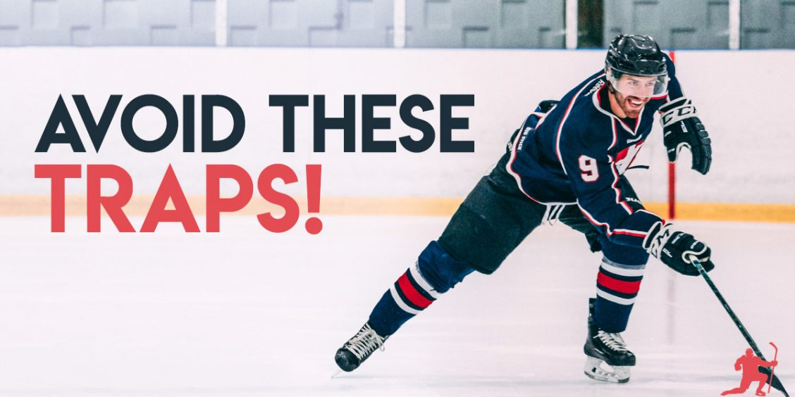 avoid hockey traps